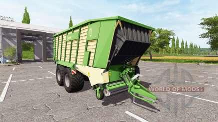 Krone ZX 430 GD для Farming Simulator 2017