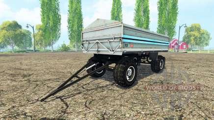 Fortschritt HW 80.11 v1.1 для Farming Simulator 2015