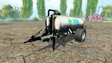 Bauer V90 для Farming Simulator 2015