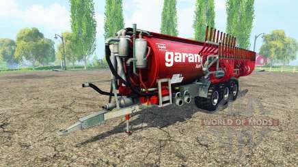 Kotte Garant VTR v1.6 для Farming Simulator 2015