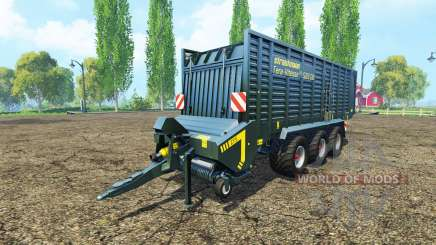 Strautmann Tera-Vitesse CFS 5201 DO v1.3 для Farming Simulator 2015