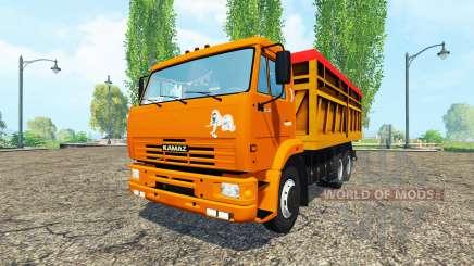 КамАЗ 53212 для Farming Simulator 2015
