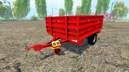 ZDT NS-3 AgriCS для Farming Simulator 2015