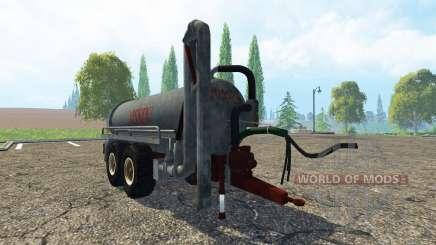 Bossini B140 для Farming Simulator 2015