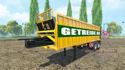 Fliegl ASS 298 для Farming Simulator 2015
