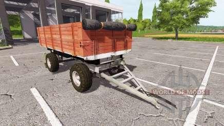 BSS P 93 S для Farming Simulator 2017