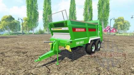 BERGMANN TSW 4190 S для Farming Simulator 2015