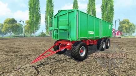 Kroger HKD 302 3-axis v1.2 для Farming Simulator 2015