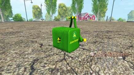 Противовес John Deere v1.2 для Farming Simulator 2015