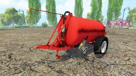 Bauer 2200 для Farming Simulator 2015