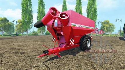 HORSCH Titan 34 UW v2.0 для Farming Simulator 2015