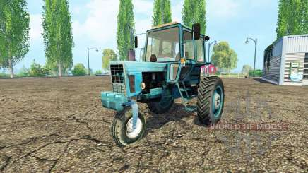 МТЗ-80Х для Farming Simulator 2015