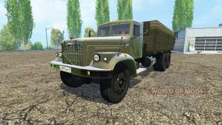 КрАЗ 257 v2.0 для Farming Simulator 2015