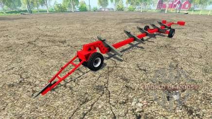 Прицеп для жатк для Farming Simulator 2015