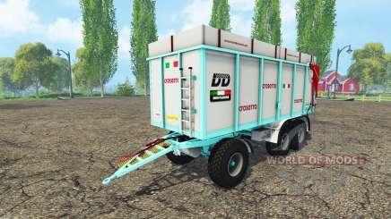 Crosetto CMR 200 для Farming Simulator 2015