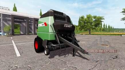 Fendt V 5200 v1.0.0.2 для Farming Simulator 2017