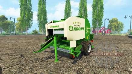Krone VarioPack 1500 v2.0 для Farming Simulator 2015