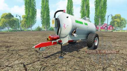 Kirchner Triumph для Farming Simulator 2015