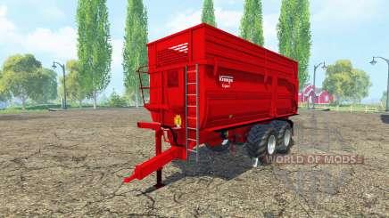 Krampe BBS 650 v1.2 для Farming Simulator 2015