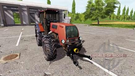 Беларус 2522ДВ для Farming Simulator 2017