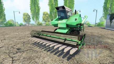 СК 6 Колос для Farming Simulator 2015