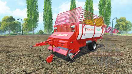 POTTINGER Forage 2500 для Farming Simulator 2015