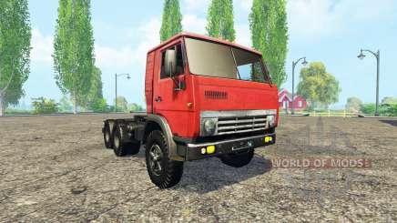 КамАЗ 5410 для Farming Simulator 2015