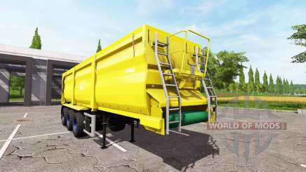 Krampe SB 30-60 high-capacity для Farming Simulator 2017