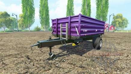 BRANTNER E 8041 compost для Farming Simulator 2015
