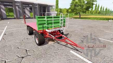 Strautmann SZK 802 для Farming Simulator 2017