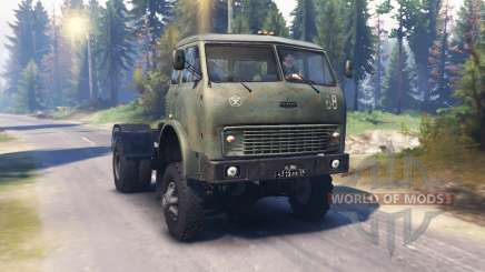 МАЗ 500 v1.1 для Spin Tires