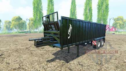 Fliegl ASS 298 wood для Farming Simulator 2015