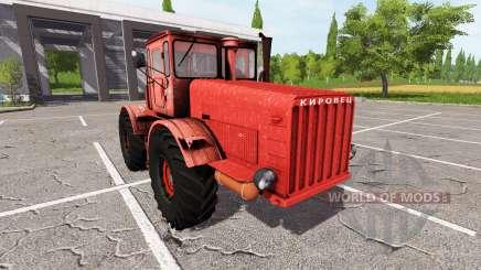 Кировец К-700 v1.1 для Farming Simulator 2017