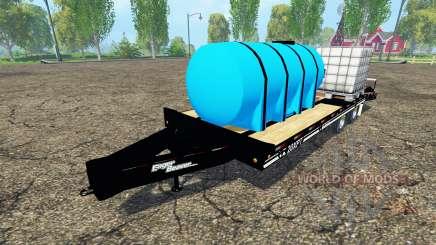 Eager Beaver 20XPT fertilizer для Farming Simulator 2015