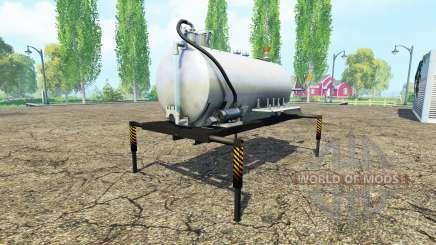 Fliegl VFW для Farming Simulator 2015
