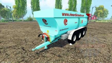 Crosetto CMR 180 для Farming Simulator 2015