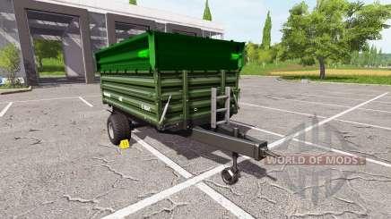 BRANTNER E 8041 для Farming Simulator 2017