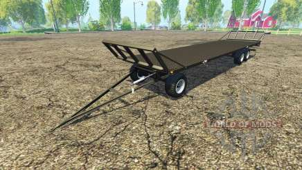 Fliegl DPW 180 для Farming Simulator 2015