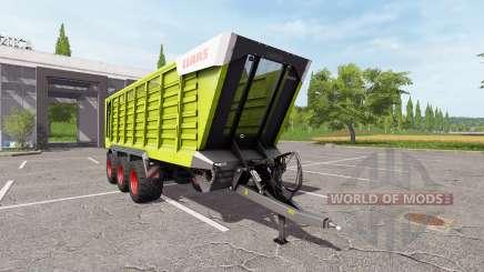 CLAAS Cargos 760 для Farming Simulator 2017