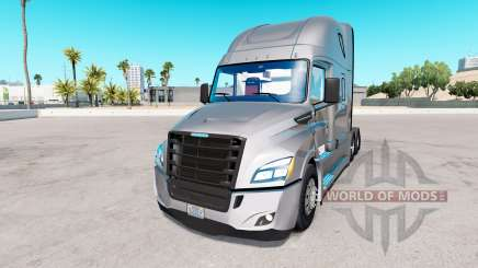 Freightliner Cascadia 2016 v3.9.3 для American Truck Simulator