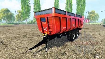Gilibert 1800 PRO v1.2 для Farming Simulator 2015