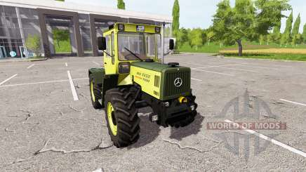 Mercedes-Benz Trac 1100 Intercooler v1.1 для Farming Simulator 2017