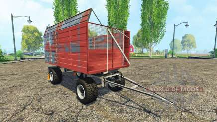 Conow HW 80 v0.9.1 для Farming Simulator 2015