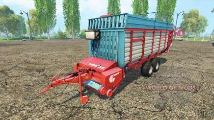 Mengele Garant 540-2 для Farming Simulator 2015