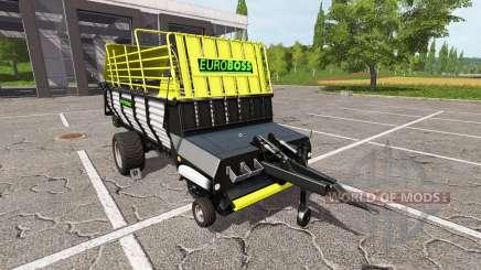 POTTINGER EUROBOSS 330 T для Farming Simulator 2017