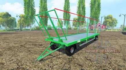 Kroger PWS 18 для Farming Simulator 2015