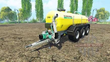 Zunhammer SK 27000 TR v2.0 для Farming Simulator 2015