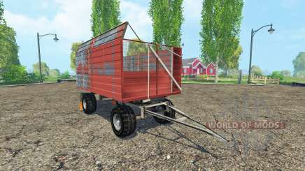 Conow HW 80 v1.0 для Farming Simulator 2015
