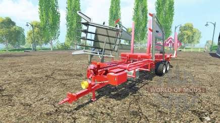 Arcusin AutoStack FS 63-72 v2.0 для Farming Simulator 2015