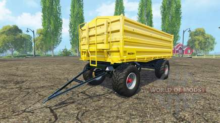 Wielton PRS-2 W12 для Farming Simulator 2015